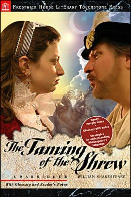 The Taming of the Shrew (Prestwick House Literary Touchstone Press)