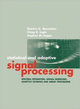 Statistical & Adaptive Signal Processing