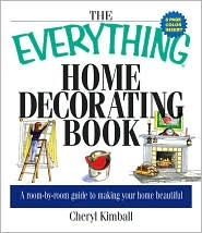 The Everthing Home Decorating Book