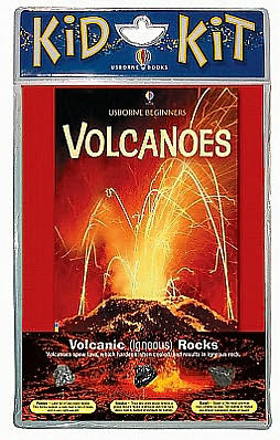 Volcanoes Kid Kit