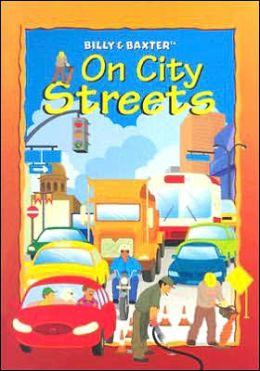 Billy & Baxter On City Streets
