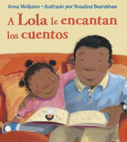 A Lola le encantan los cuentos