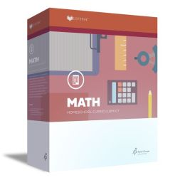 Math Home School Curriculum Kit Grade 3