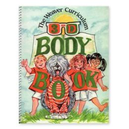 Alpha Omega Publications W3 001 3-D Body Book