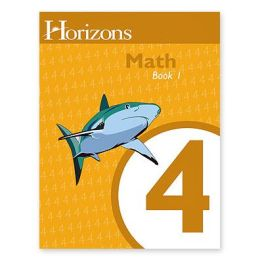 Horizons Mathematics 4