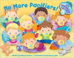 No More Pacifiers!