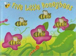 Five Little Honeybees