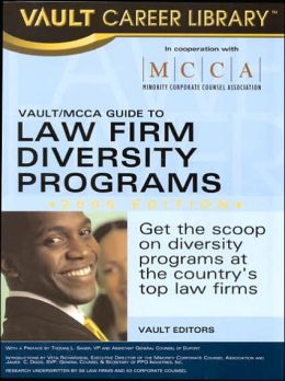 Vault Guide to Diversity Law Programs