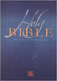 In Touch Ministries Wide Margin Bible: New American Standard Bible Update (NASB)