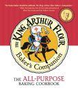 Book Cover Image. Title: The King Arthur Flour Baker's Companion:  The All-Purpose Baking Cookbook, Author: King Arthur Flour