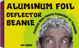 Aluminium Foil Deflector Beanie: Practical Mind Control Protection for Paranoids