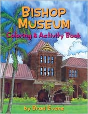 Bishop Museum Coloring and Activity Book
