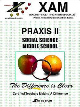 Praxis Social Science Middle School