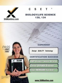 CSET Biology-Life Science 120, 124