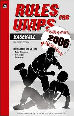 Rules for Umps: Baseball
