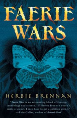 Faerie Wars (The Faerie Wars Chronicles #1)