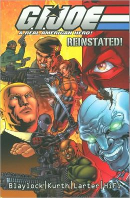 G.I. Joe, Volume 1: Reinstated