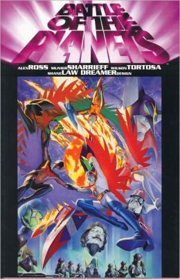 Battle of the Planets, Volume 1: Trial by Fire