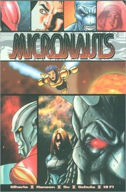 Micronauts, Volume 1: Revolution