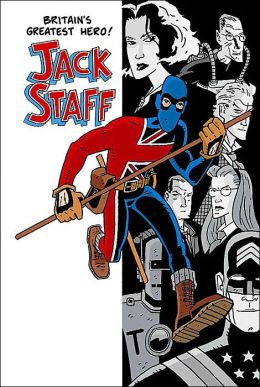 Jack Staff, Volume 1: Everything Used to Be Black and White