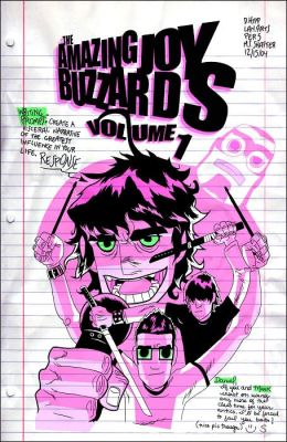 The Amazing Joy Buzzards, Volume 1