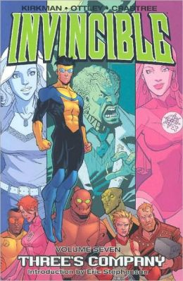 Invincible, Volume 7: Three's Company