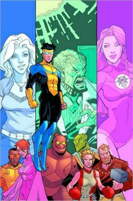 Invincible, Volume 8: My Favorite Martian
