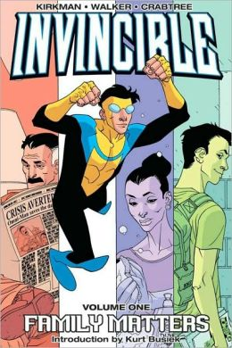 Invincible, Volume 1: Family Matters