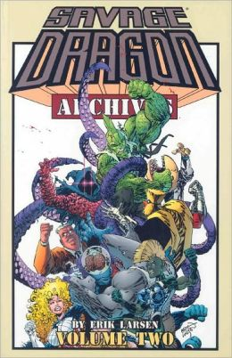 Savage Dragon Archives, Volume 2