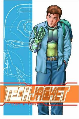 Tech Jacket, Volume 1: The Boy from Earth