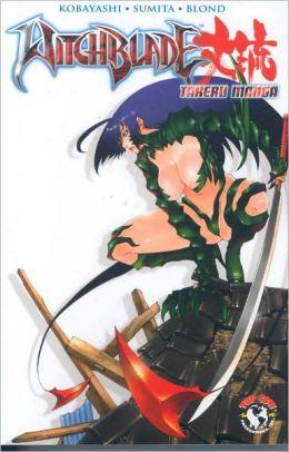 Witchblade Takeru Manga