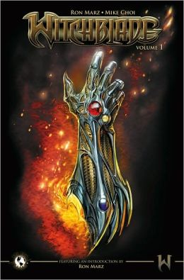 Witchblade, Volume 1: Witch Hunt