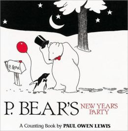 P. Bear's New Year's Party