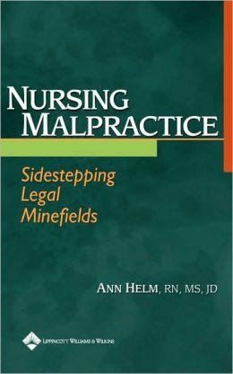 Nursing Malpractice