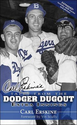 Carl Erskine's Tales From Dodger Dugout: Extra Innings