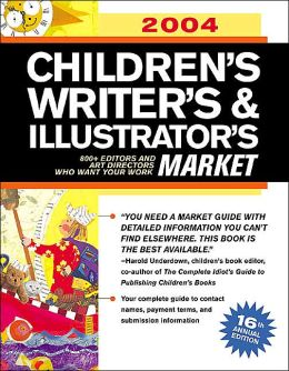 2004 Children's, Writer's & Illustrator's Market