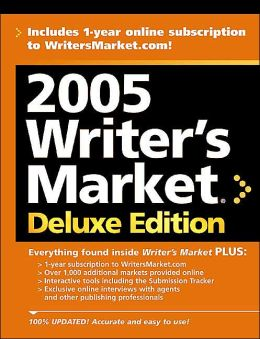 2005 Writer's Market Deluxe Edition