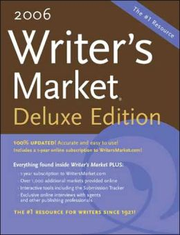 2006 Writers Market Deluxe Edition