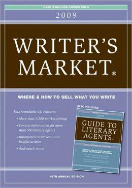 2009 Writer's Market (CD)