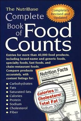 The NutriBase Complete Book of Food Counts 2nd ed.