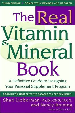 Real Vitamin and Mineral Book
