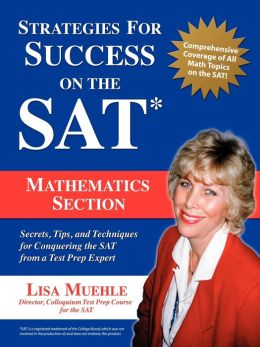 Strategies For Success On The Sat