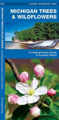 Michigan Trees & Wildflowers: An Introduction to Familiar Species (Pocket Naturalist Series)