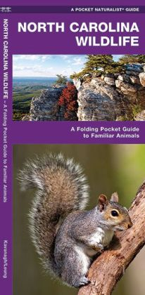 North Carolina Wildlife: An Introduction to Familiar Species (Pocket Naturalist Series)
