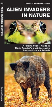 Alien Invaders in Nature: A Folding Pocket Guide to North America's Most Troublesome Invasive Plants & Animals