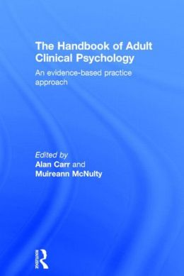 Handbook of Adult Clinical Psychology