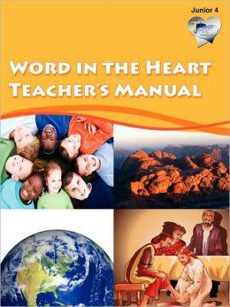 Word In Heart Teacher's Manual