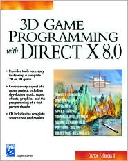 3D Game Programming with DirectX 8.0