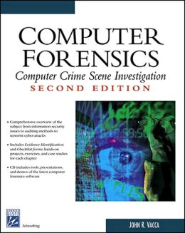 Computer Forensics: Computer Science Investigation