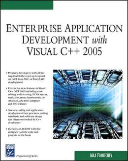 Enterprise Application Development with Visual C++ 2005